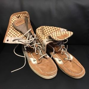 Sperry Topsider boot sz 9